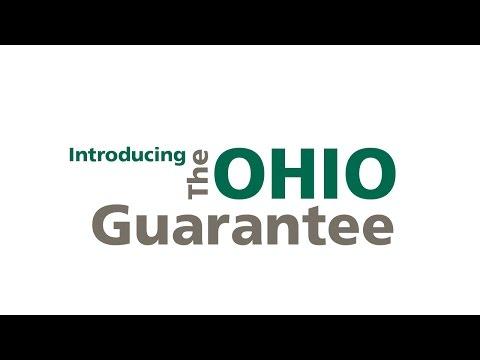 Introducing The OHIO Guarantee