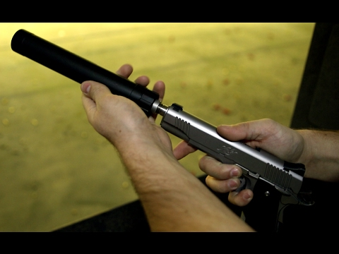 Thumbnail: 3 THINGS Video Games get wrong about Silencers.