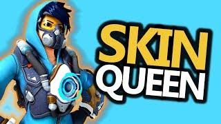 Legendary Skin QUEEN! (Overwatch News)