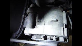 замена щёток генератора ваз 2121