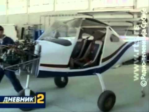 You Tube ULM Aluminium Aero ;-) Aero East Europe.wmv
