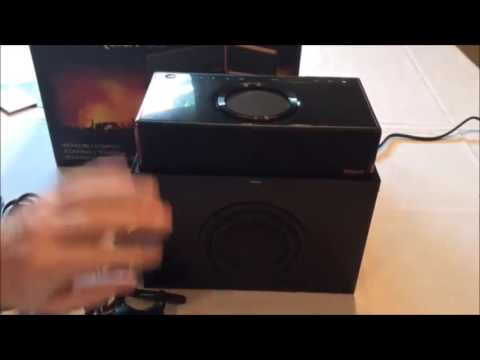 Creative iRoar Rock Docking Subwoofer Review