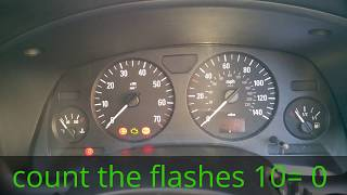 ENGINE FAULT Codes Astra g mk4 PEDAL TEST
