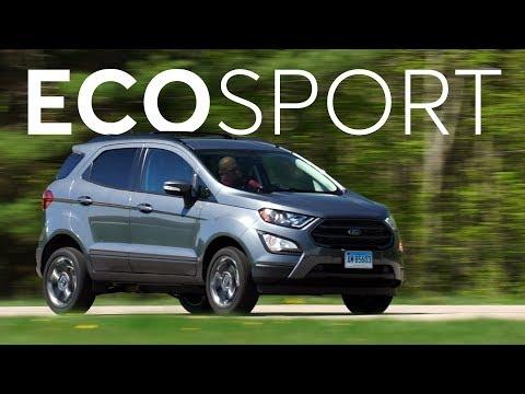 2018 Ford EcoSport Quick Drive | Consumer Reports