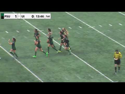 Highlights from the Vikings' 21 loss to Idaho  Portland State Women's Soccer