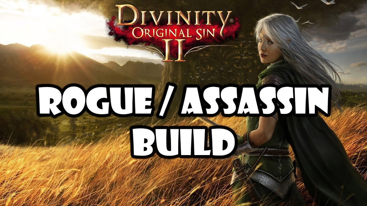 Divinity: Original sin 2 - Rogue / Assassin build guide