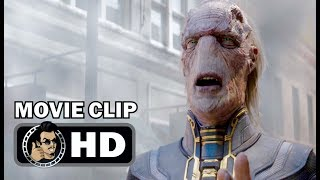 AVENGERS: INFINITY WAR Clip - Earth is Closed (2018) Marvel