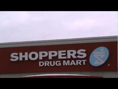Armed Robbery for Pills @ Shoppers Drug Mart