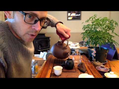 Q/A Series - Ryan in Boulder Asks How to Get The Most from Brewing Ancient Arbor Pu-erh Tea