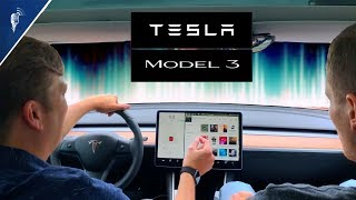Video Does The Tesla Model 3 Have The Best Sound System Available? download MP3, 3GP, MP4, WEBM, AVI, FLV Agustus 2018