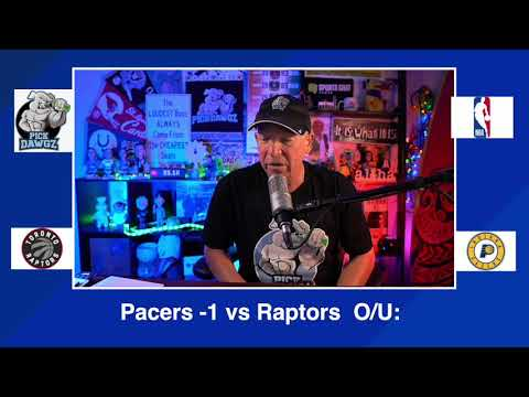 Indiana Pacers vs Toronto Raptors 1/24/21 Free NBA Pick and Prediction NBA Betting Tips