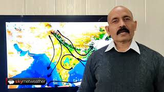 Tamil Nadu and Kerala to go dry, dense fog, cold day and cold wave over North India | Skymet Weather