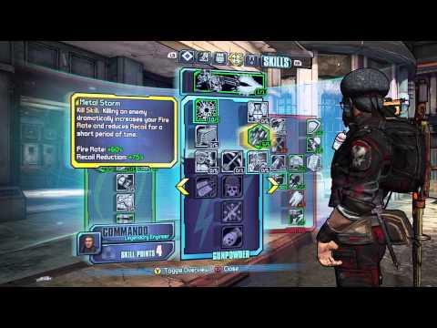 borderlands 2 legendary commando class mod