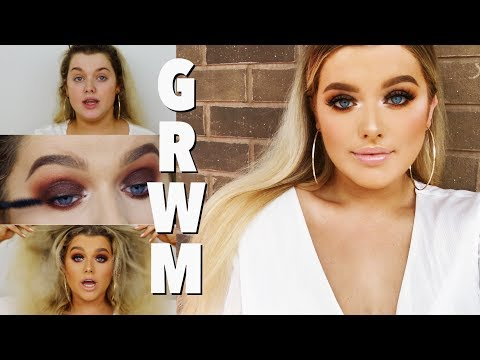 CHATTY GRWM: SUMMER HOLIDAY MAKE UP & HAIR! | Rachel Leary