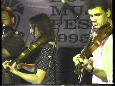 Crazy Jane & the Bishop  Austin Acoustic Music Festival, 1995  Blowzabella Schottisches