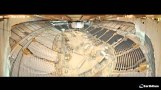 Madison Square Garden Transformation