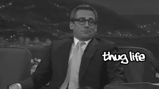 Steve Carell Does Not Give A FUCK!