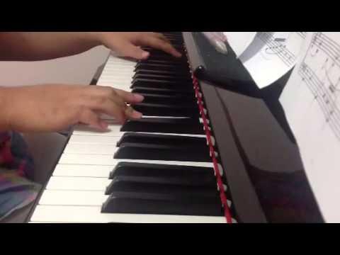 หนูนา-ห้ามใจ piano ver.