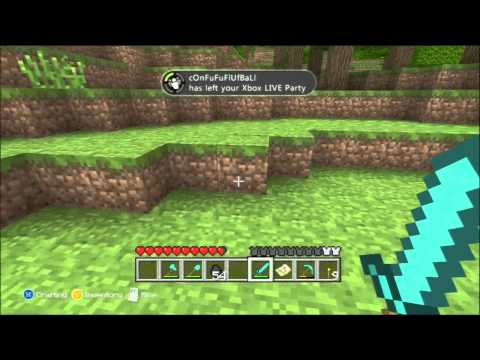 Minecraft for Xbox 360 Part 32 - Exploring, searching for pumpkins and clay