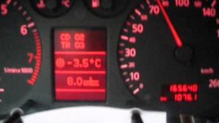 Расход Топлива Ауди А6 С5 2 8 Кваттро  На Палке