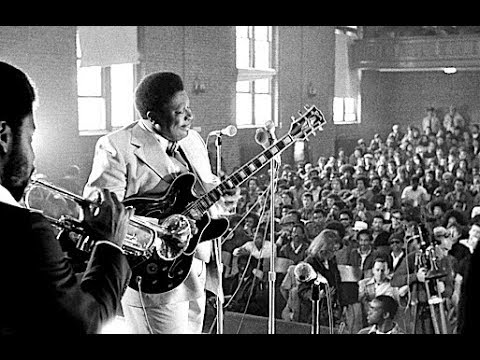 1973 – BB King Called This His Best Performance