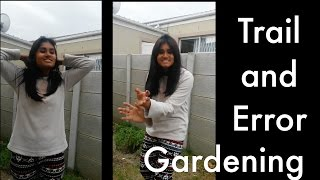 My attempt at gardening Thumbnail
