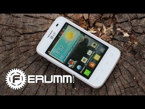 LG Optimus L3 II Dual E435: подробный видеообзор от Ferumm.com