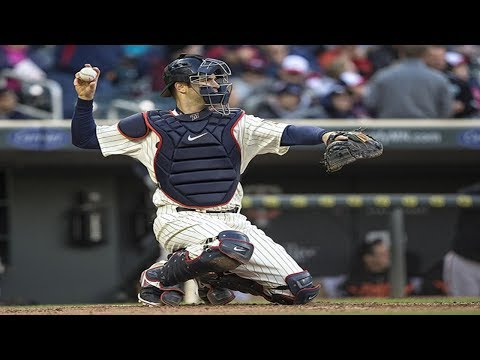 99 HARDWARE JOE MAUER MVP GRIND! 1ST STREAM TESTING - MLB The Show 17 Diamond Dynasty