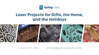 Laser Projects For Gifts, The Home, And The Holidays   Epilog Laser