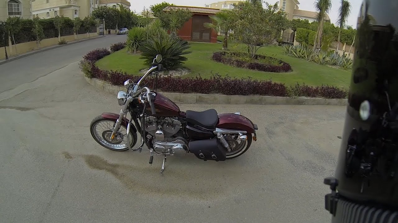 Harley-Davidson Sportster Seventy-Two walk around, start & short ...