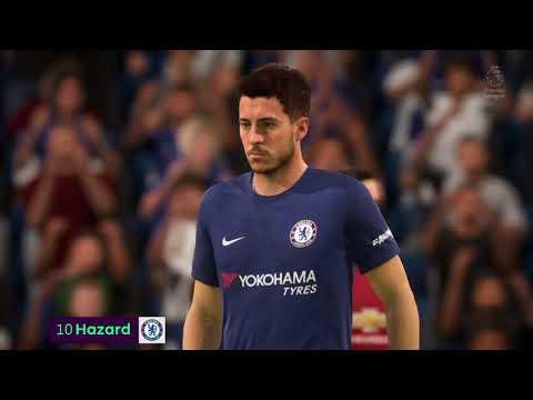 Chelsea - Man Utd // FIFA 18 (demo)