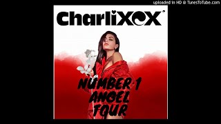 Charli XCX - Drugs + Outro w/ Abra- Number 1 Angel Tour (Studio Version) [Track #2] - FINAL VERSION