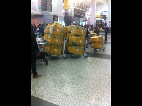 Air cargo & Easyway chumaco logistics agent,Express shipping  china to nigerian