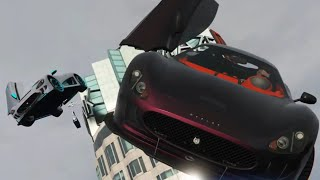 My top three supercar in GTA Online (montage/in game footage)