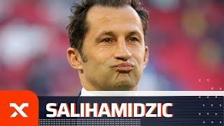 Hasan Salihamidzics skurriler Ironie-Auftritt   DFB Pokal   VfL Bochum - FC Bayern 1:2   SPOX