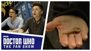 Thirteenth Doctor Reaction - Doctor Who: The Fan Show
