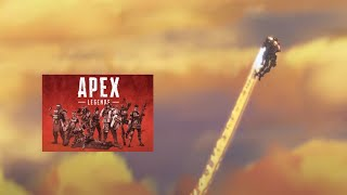 Mi robot volador en Apex Legends