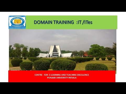 PUP-NSQF-TTT Domain Training-I (Trade 9 and Trade 12)