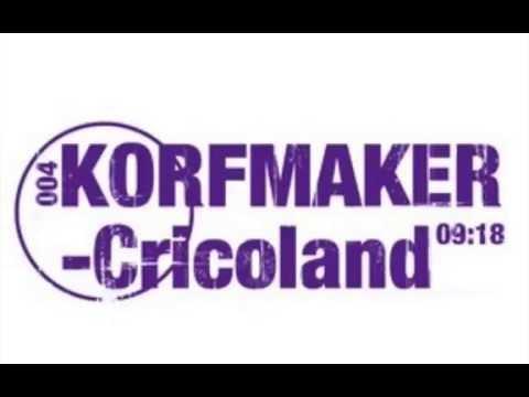 Korfmaker - Cricoland
