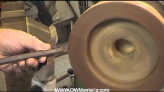 Making A Turbine Design Segmented Turning - The Turning