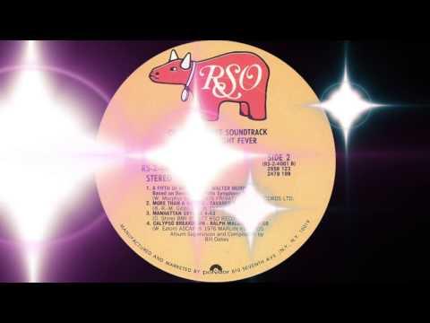David Shire - Manhattan Skyline (RSO Records 1977)