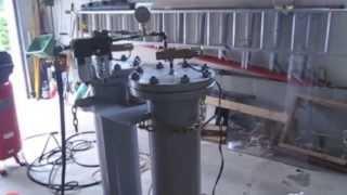 Nitrogen Psa Pressure Swing Adsorber Homemade