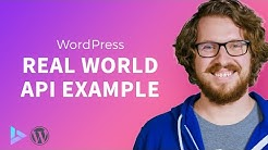 How To Interact With A Simple API in WordPress - Advanced WordPress Tutorial
