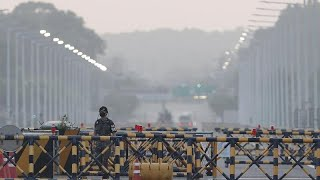 КНДР подводит войска к границе