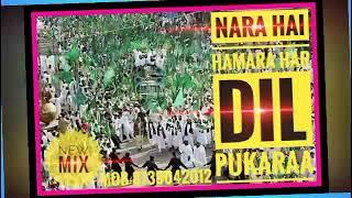 Nara Hai Hamara Har Dil Ne Pukaraa_Full_Remix_Naat(Dj Akshay jhansi) Mob-8739042012