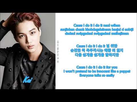 Taemin ft. Kai (EXO) - Pretty Boy (Rom-Han-Eng Lyrics) Color & Picture Coded
