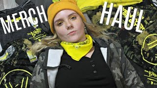 Bandito Tour MERCH HAUL | Olivia Rena