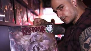 Record Shopping at Crypt Of The Wizard with Trivium