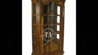 Furniture Wooden Display Unit Indian Furniture & Handicraft Manufacturer And Exporter