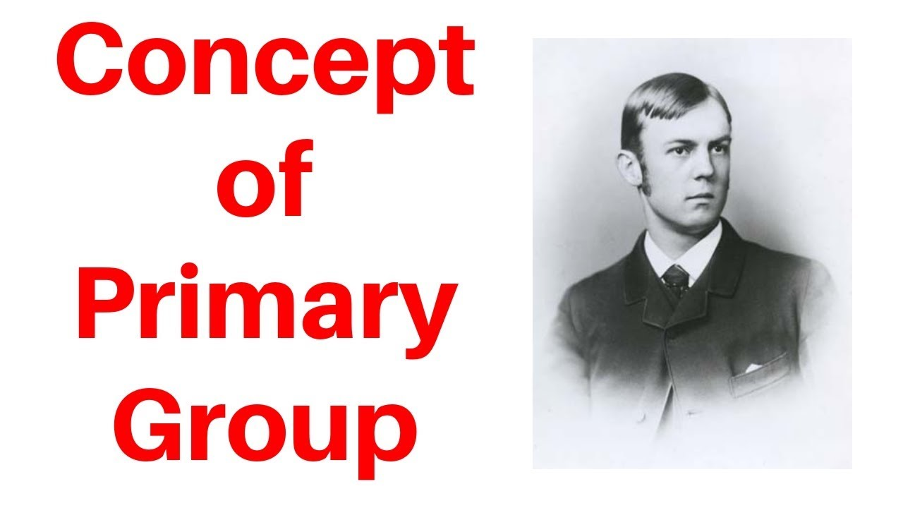 primary group sociology